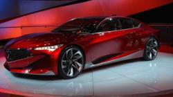 L'Acura Precision Concept dévoilé à Détroit : rien de concret