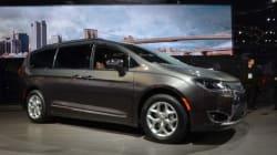 Adieu Town & Country, place à la Chrysler Pacifica et une version hybride