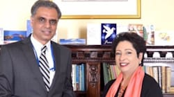 India's New Envoy To The UN Has A 'Useful Discussion' With His Pakistani