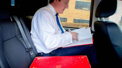 In The UK, Ministerial Papers Get Their Own Air-Conditioned Chauffeur-Driven