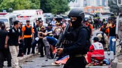 Trois arrestations au lendemain de l'attentat à