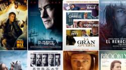 Todo lo que tienes que saber de las películas candidatas al