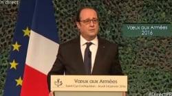Hollande veut augmenter de 50% l'effectif de la réserve