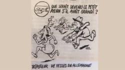 Plantu défend le dessin du petit Aylan par Charlie Hebdo