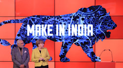 A Foreign Firm Has Designed The 'Make In India'