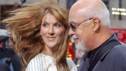 Céline Dion et René Angélil en