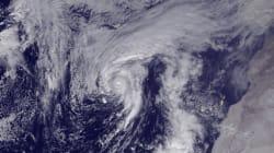 L'ouragan Alex arrive sur les Açores, en alerte