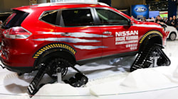 Nissan dévoile un nouveau Rogue Warrior