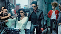 Derek Zoolander Strikes 'Blue Steel' On First Vogue