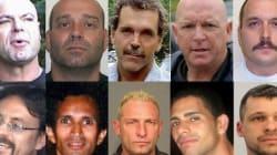 Qui sont les criminels les plus recherchés au