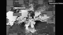 BOMBARDATE LE CASSE DELL'ISIS