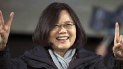 Taïwan : une indépendantiste élue à la