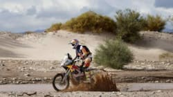 Aussie Rider Toby Price Wins Motorcycle Division Of Dakar