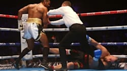 Aussie Boxer In Hospital After Brutal Heavyweight