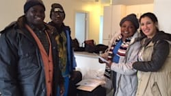 Accueil des réfugiés: refaire sa vie à