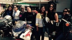 'Bikernis' Around The Country Celebrate As India's All-Women Bikers Association Turns