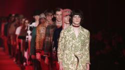 Semaine de mode de Milan: le masculin tout en classe et