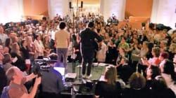 Une chorale rend tout un hommage à David Bowie