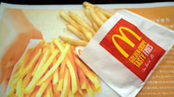 Canadian McDonald's Fries Are Smaller, Saltier Than U.S.