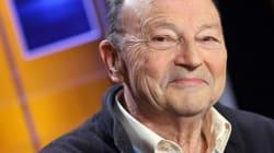 L'écrivain Michel Tournier, 91 ans, est