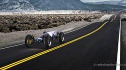 La voiture autonome racée