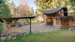 This Whimsical B.C. Cottage Is The World's 4th Most-Desired