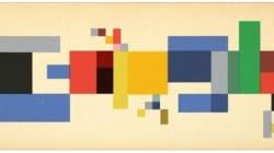 Sophie Taeuber-Arp célébré par Google: comment sont créés les