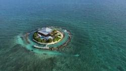Cette petite île pourrait être à vous pour 16 millions $