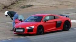 Le nouveau présentateur de «Top Gear» pris de nausée après un test automobile