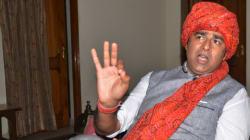 BJP MLA Sangeet Som Surrenders In Connection With Muzaffarnagar Riots Case, Gets