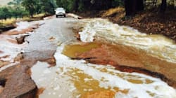 Heaviest Rain In Decades Hits South-West WA, Still Reeling From