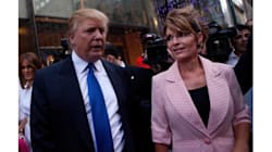 Remember Sarah Palin? Well, She Just Endorsed Donald