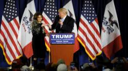 Pour Sarah Palin, Trump est le