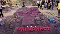 Four Suspects Sent To 15-Days Police Custody In Pathankot Terror