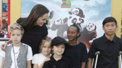 Angelina Jolie's Kids Look So Grown Up On The Red