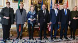 A Parigi vertice della coalizione anti-Isis. Francia e Usa: