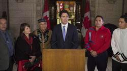 Les Autochtones du Canada: du pardon à