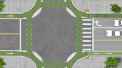 Ces intersections feraient le bonheur des cyclistes (et des