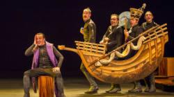 Cervantina: Cervantes encuentra a sus Monty