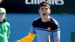 Milos Raonic atteint le troisième tour en Australie