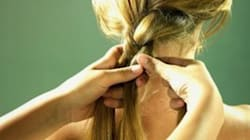 How To Do A French Braid, If You Have NO Idea Where To