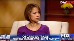 Cette actrice déclenche une nouvelle polémique raciale aux