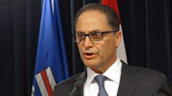 Alberta's 'Fingers-Crossed' Budget Drips Red