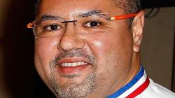 Le chef Jean-Luc Rocha de passage à