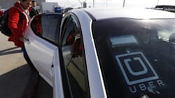 UberX nous vole en plein