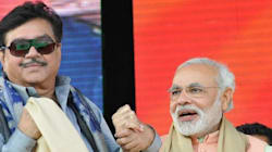 Narendra Modi Is A 'Dashing And Dynamic' Leader, Says Shatrughan