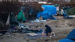 L'évacuation partielle de la «Jungle» de Calais