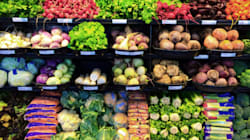 Canadian Veggie Prices Soar