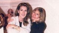 Barbra Streisand Sends Beautiful Message To Her Friend Celine