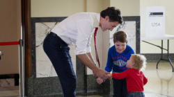 Why Justin Trudeau Is Raising His Sons To Be